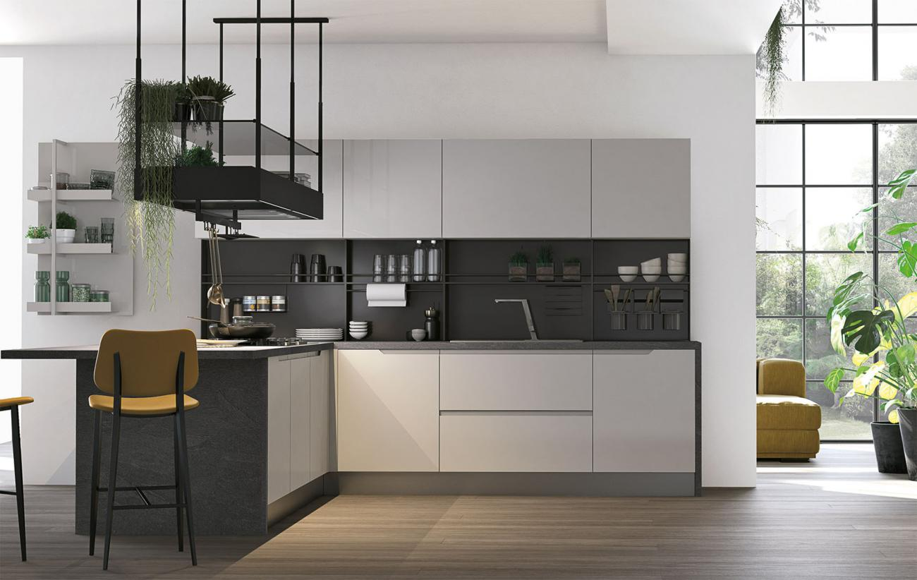 Modern Kitchens - Luna - 02