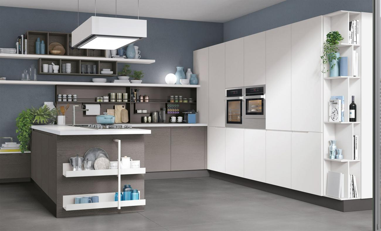 Modern Kitchens - Luna - 05