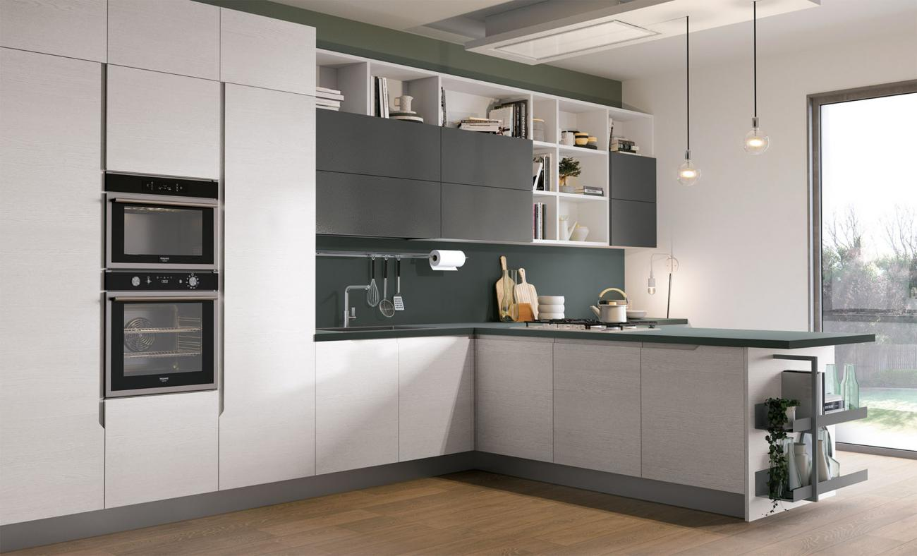 Modern Kitchens - Luna - 07