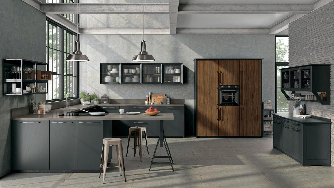Cuisines Modernes - Oltre - BRIDGE 10
