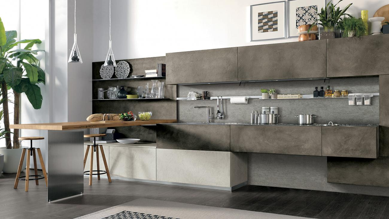 Cuisines Modernes - Oltre - BRIDGE 14