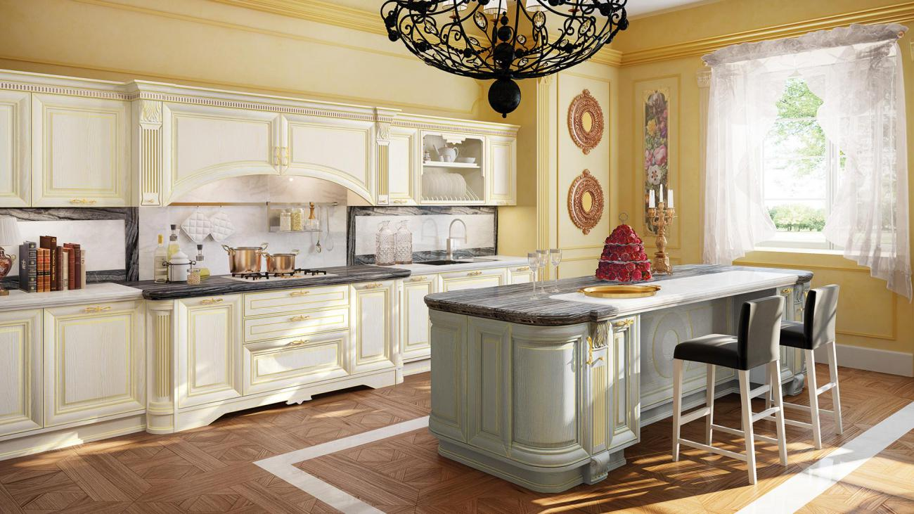 Classic Kitchens - Pantheon - 07