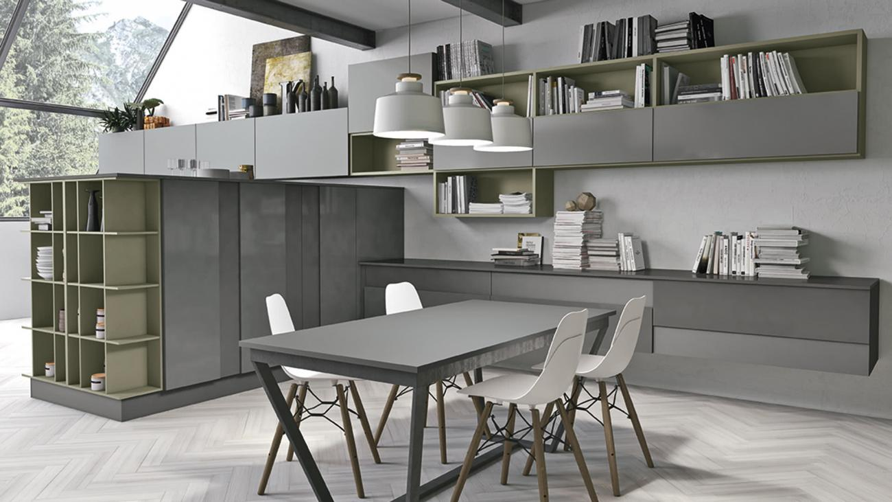 Modern Kitchens - Creativa - 05