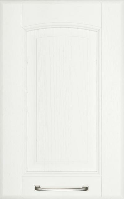 Veronica Solid ash wood - Arctic white