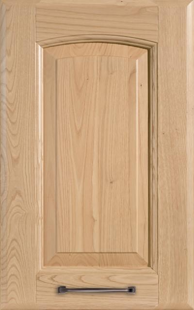 Veronica Solid ash wood - Natural chestnut