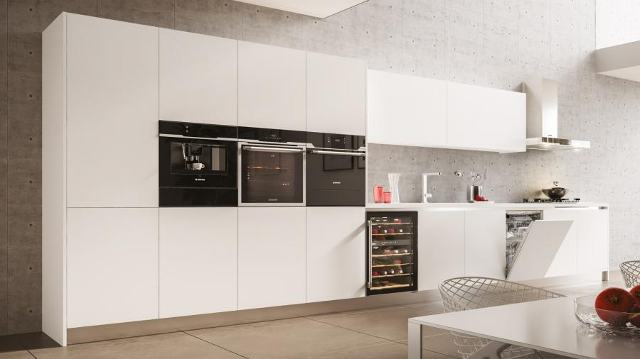 The kitchen of the future in your home with Hoover household appliances