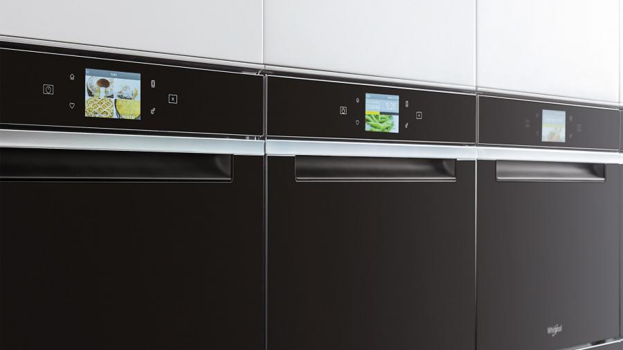 Intuitiveness, technology and design in the kitchen with the W Collection by Whirlpool