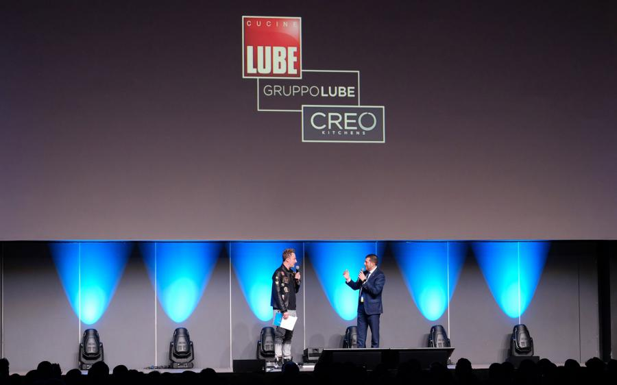Gruppo LUBE wins the 2019 Inspiring Innovation award at the Mastertech convention organised by Var Group