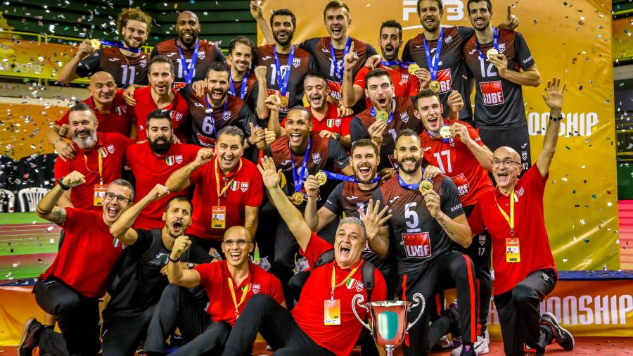 Gruppo LUBE: a champion in sales and in sport. LUBE Volley wins the Club World Volleyball Championship
