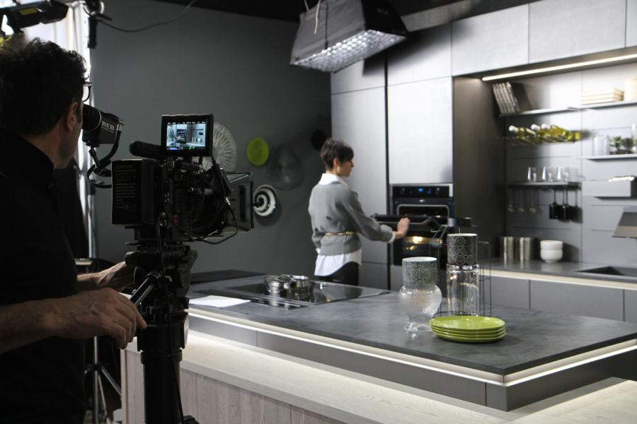 "Cucine LUBE is back on TV with the ""Storie da vivere"" (Life Stories) campaign"