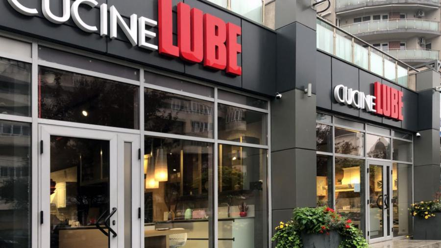 The LUBE Store in Oradea doubles