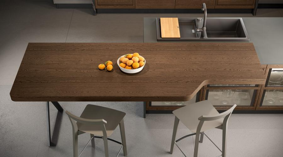 Top and peninsulas - Cucine LUBE