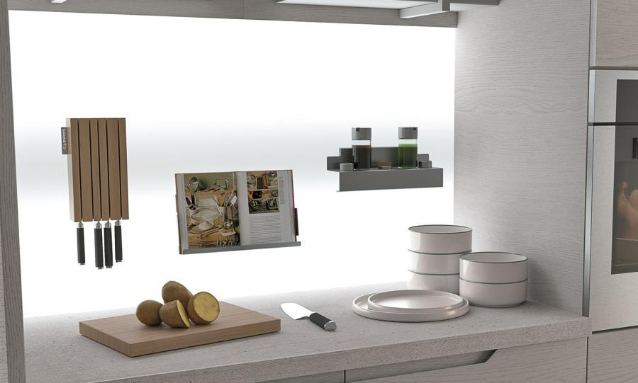 Under wall unit solutions - Cucine LUBE