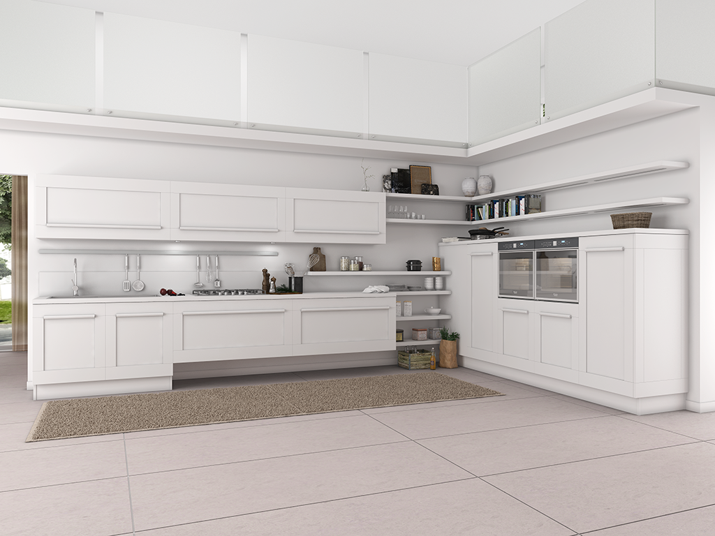Gallery - Modern Kitchens - Lube Official Website