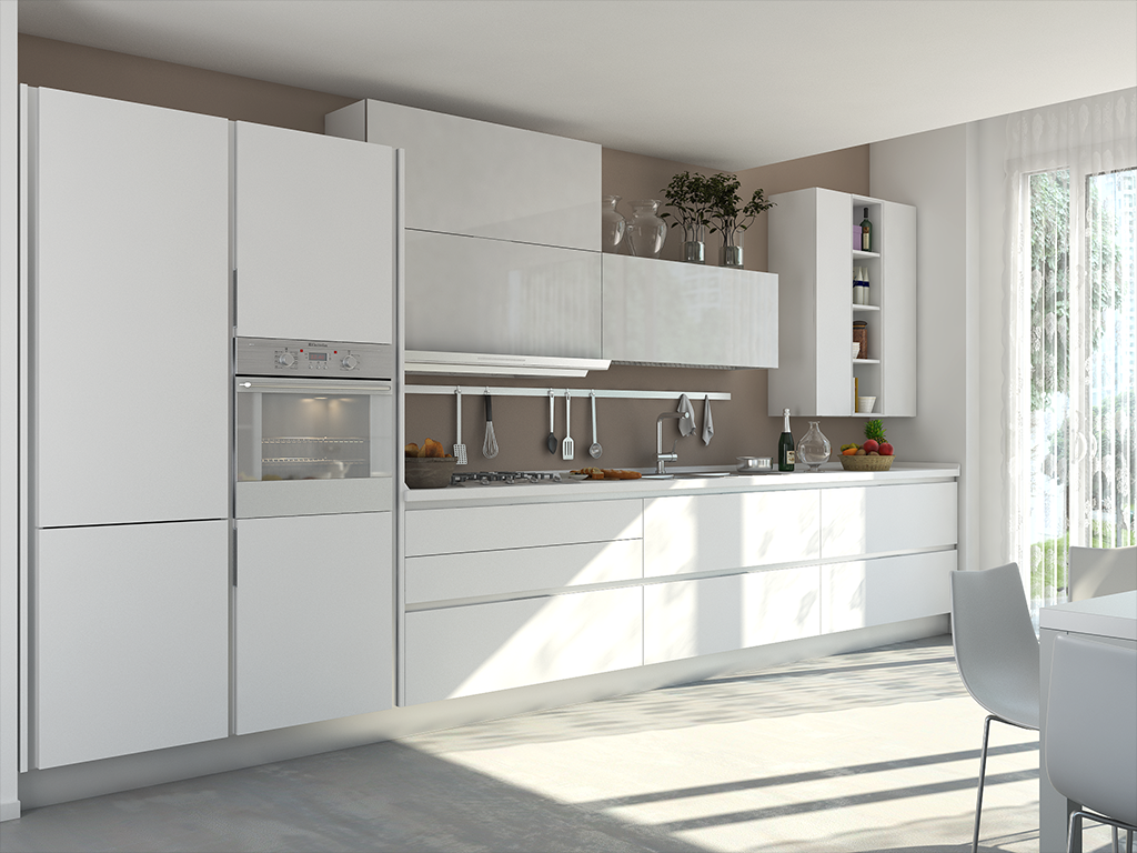 Essenza - Modern Kitchens - Lube Official Website
