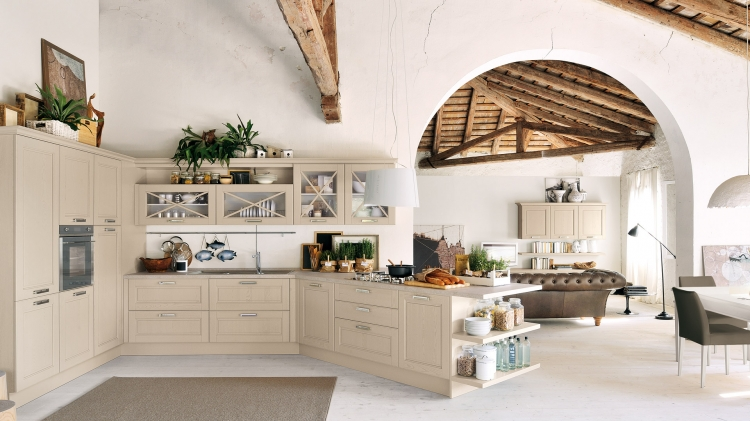 Classic Italian Kitchens - Lube Official Website