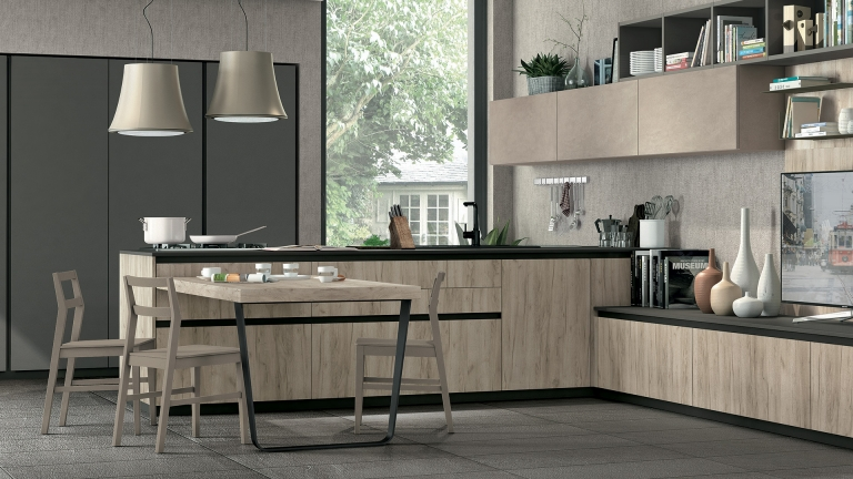 Noemi - Modern Kitchens - Lube Official Website