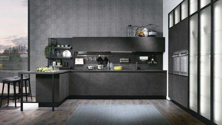Georgia - Cucine Moderne - Cucine Lube
