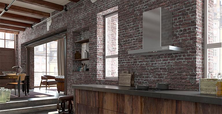 Faber: Mai più condensa in cucina con Steam Off System - Cucine Lube