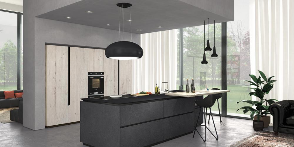 il fascino e la praticit dellopen space - Cucina Open Space