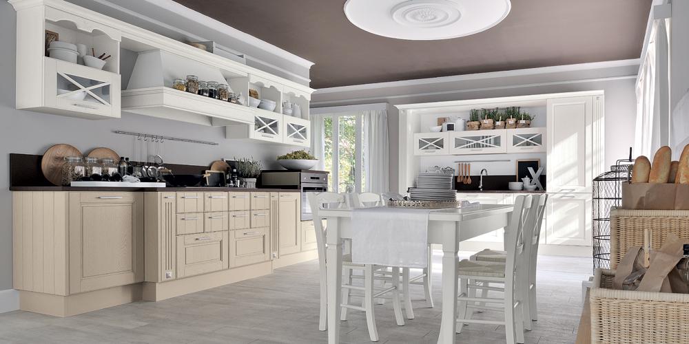Arredamento Shabby Chic Roma.La Cucina In Stile Shabby Chic Cucine Lube