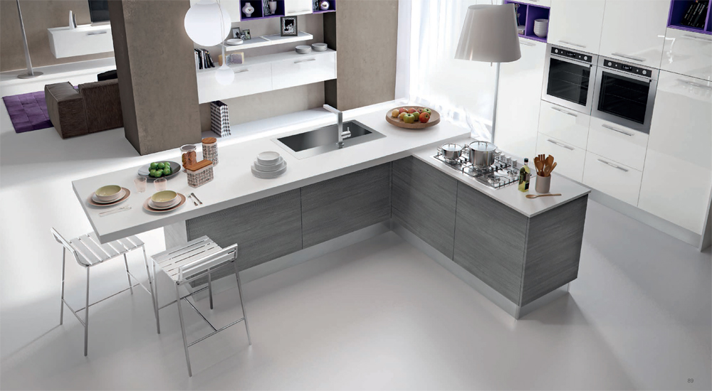 Cucine Moderne Semplici.Igiene In Cucina Con Pochi Semplici Trucchi Cucine Lube