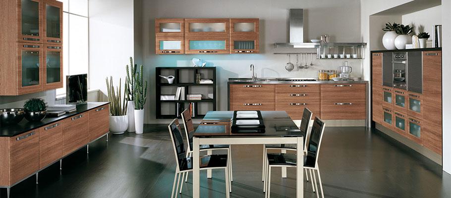Doris - Cucine Moderne - Scheda prodotto - Cucine Lube