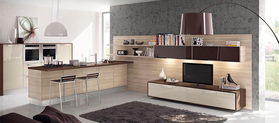 Martina - Cucine Moderne - Scheda prodotto - Cucine Lube