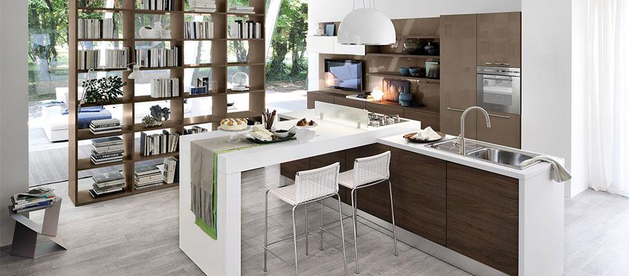 Pamela - Cucine Moderne - Scheda prodotto - Cucine Lube